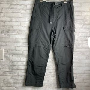 The North Face Mens Convertible Cargo Pants L